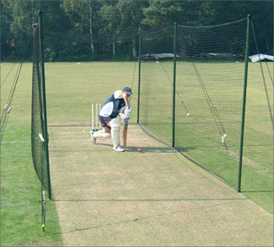 SENIOR GARDEN CRICKET NETS