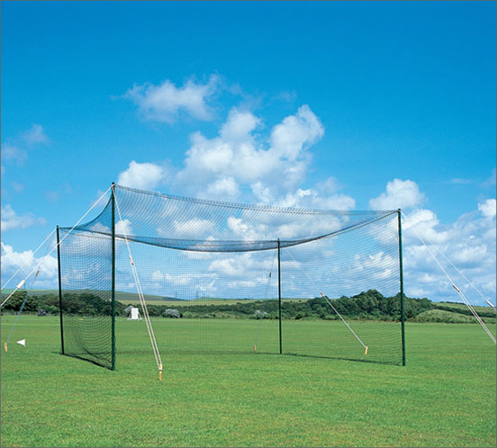 ROOFED PROFESSIONAL CRICKET NETS