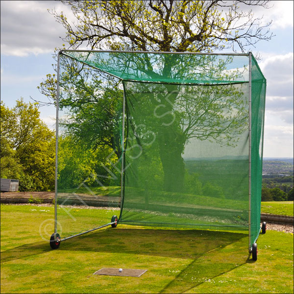BACK STOP GARDEN CRICKET CAGE