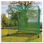 Back Stop Mobile Practice Net Cage