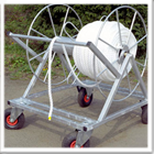 Steel Cricket Boundary Rope Trolley