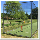 Combination All Weather Cricket Practice Area