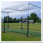 County mobile cricket cage