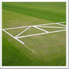 Folding Cricket Crease Marker Frame