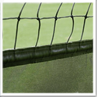 Cricket net skirting