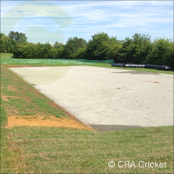 CRICKET PITCH CONSTRUCTION