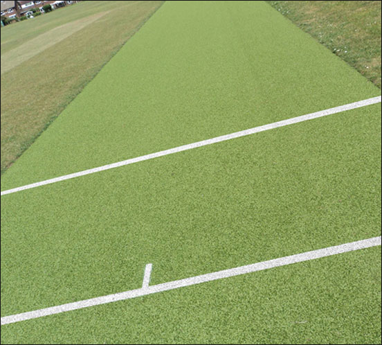 Artificial non turf CRICKET MATCH & PRACTICE PITCH CONSTRUCTION