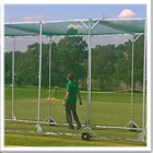Mobile Concertina Cricket Cage