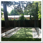 Freestanding Play Grounds Cricket Practice Area