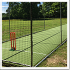 Freestanding cricket net cage