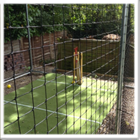 Residential cricket cage installation