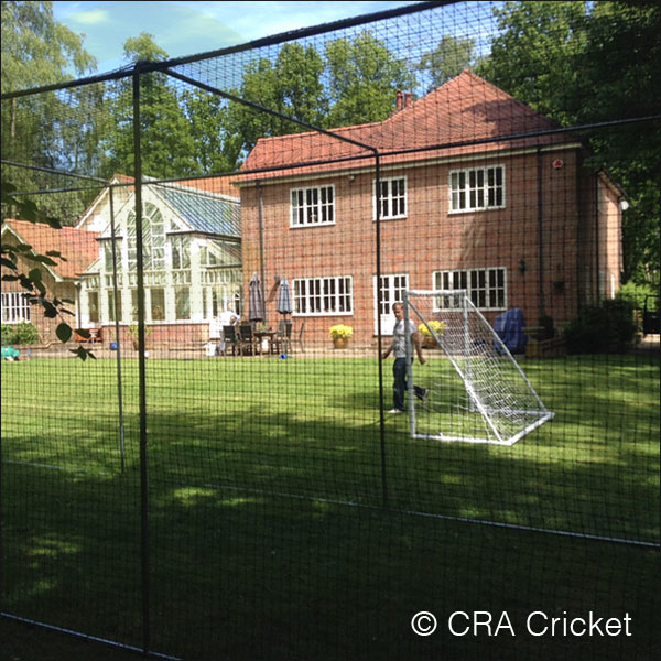 FREESTANDING GARDEN CRICKET CAGE