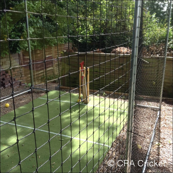 HOME CRICKET PRACTICE Pitch