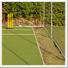 Artificial cricket pitch construction installation cra for Indoor cricket net design