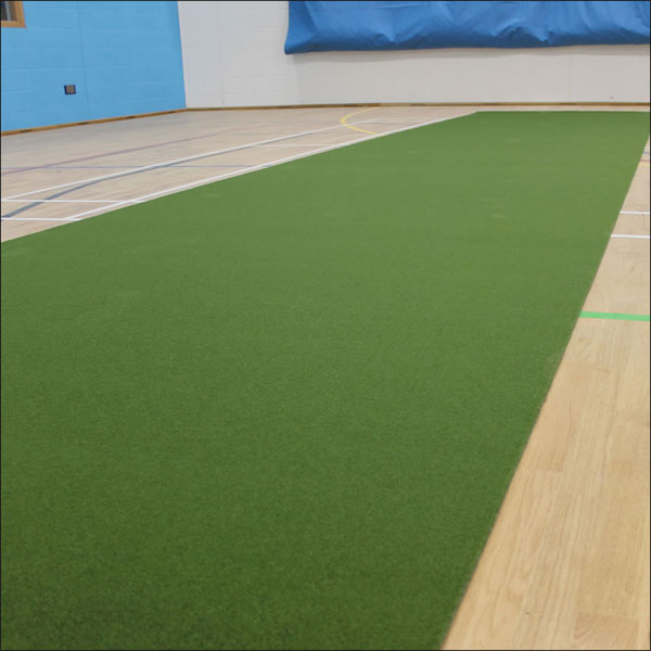 INDOOR PVC BACKED CRICKET MAT