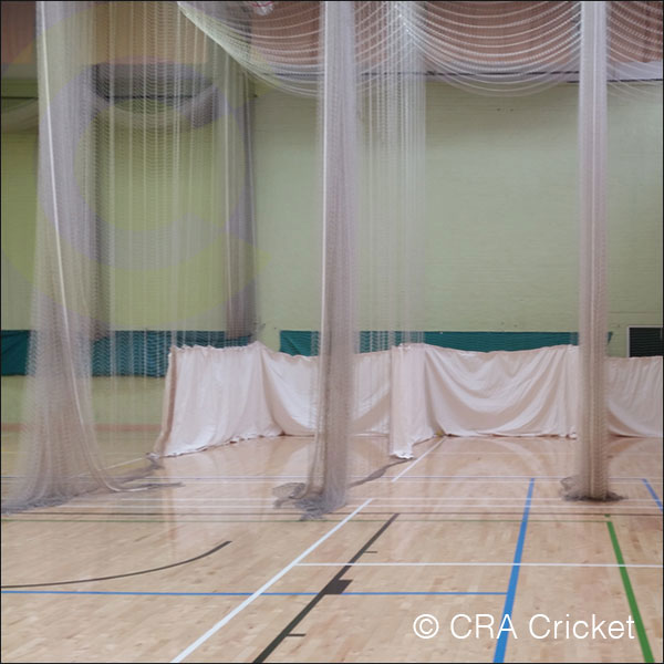 INDOOR CRICKET NET FACILITIES