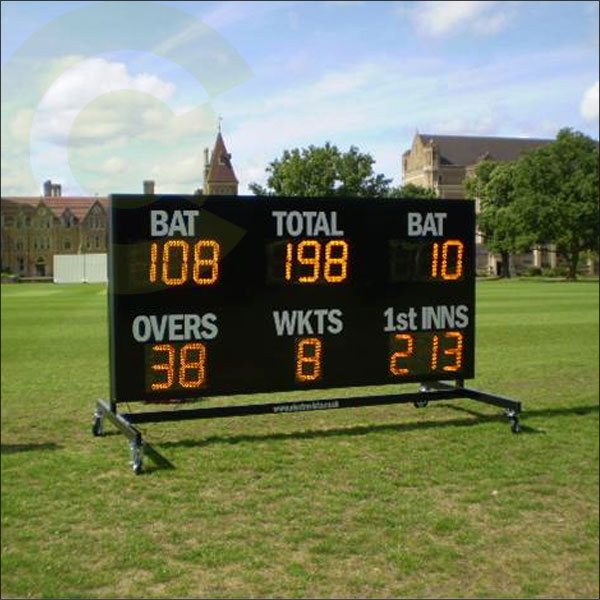 CLUB LARGE ELECTRONIC SCOREBOARD