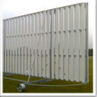 Large 8m Folding Cricket Sight Screen