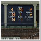 Pavilion Electronic Cricket Scoreboard
