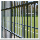 Steel Perimeter & Grounds Fencing