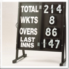 Portable & Fixed Cricket Score Boards