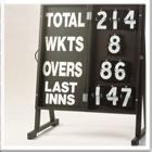 Cricket scroreboards and match score board