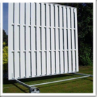 PVC & Timber Cricket Sight Screens