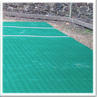 PVC cricket pitch surface
