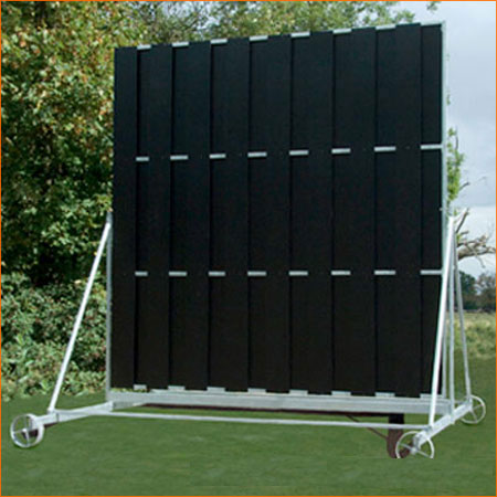 PVC Mobile Store Away Sight Screen