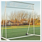 Roller cricket sight screen