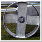 Replacement sight screen wheels