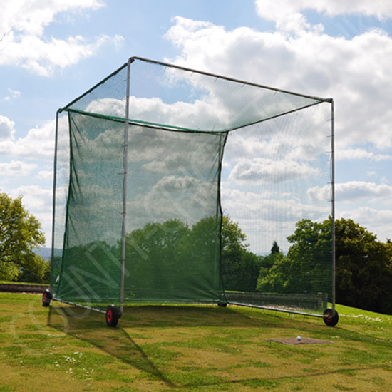 CRICKET CUBE MOBILE NET CAGE