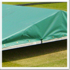 Triangle Mobile Wicket 3 Section Covers
